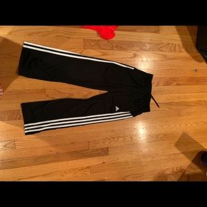 2 PAIR OF ADIDAS PANTS